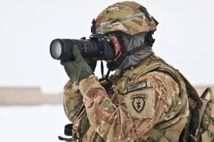 Belgisch leger houdt oefeningen in Essen