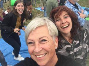 Kelly, Bianca en Christine