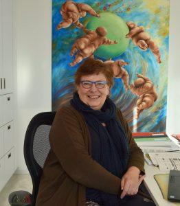 Brigitte Quick - Trots op mijn beroep