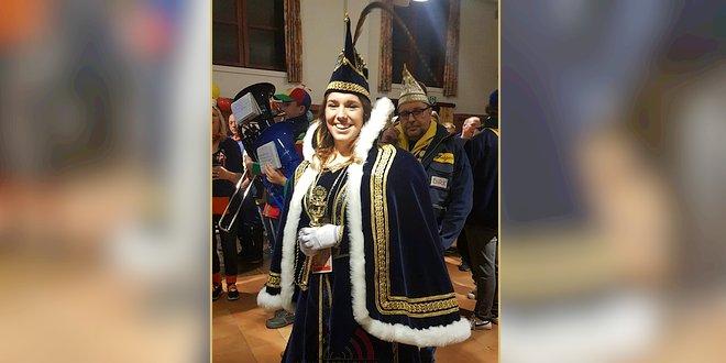 Carnaval Essen - Na elf stoere prinsen en nu een bevallige prinses - Noordernieuws 2020 u