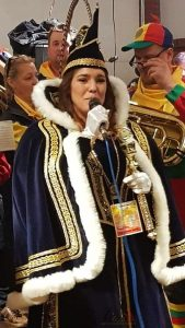 Carnaval Essen - Suzie Kerstens - Na elf stoere prinsen en nu een bevallige prinses - Noordernieuws 2020s2