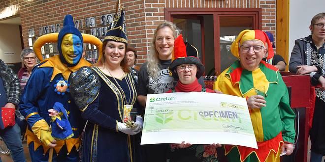 Carnaval - Sociale Toer Ossekoppen en Dofkapel in Wuustwezel - (c) Noordenieuws.be - HDB_0379