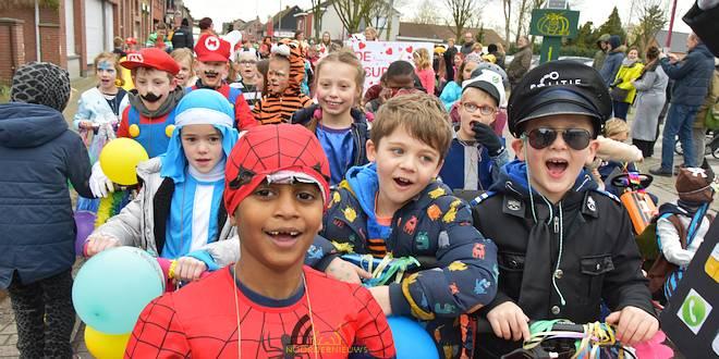 Carnavalsstoet Wigo - kindercarnaval 2020 Essen-Wildert - (c) Noordernieuws.be 2020 - HDB_0436u