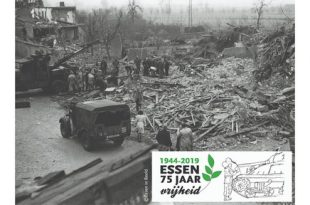 Herdenking V-bommen en oorlogsslachtoffers