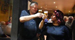 Officiële Opening Café 't Volkshuis - Essen - Proost! - (c) Noordernieuws.be - HDB_0112u85