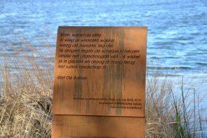 Poëtisch baken van Stilte in Grenspark Kalmthoutse Heide3