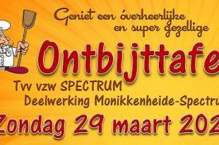 Qntbijttafel vzw Spectrum 2020