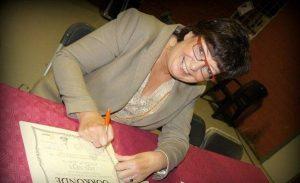 Brigitte Quick vertelt trots over haar beroep