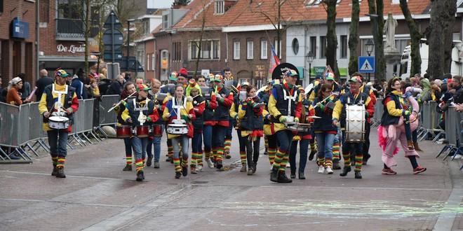 Veiligheid primeert tijdens carnavalsstoet