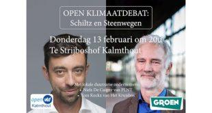 Open klimaatdebat