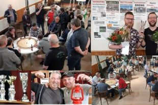 25 april tweede crokinole tornooi
