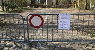 Beperkte toegankelijkheid van Grenspark Kalmthoutse Heide