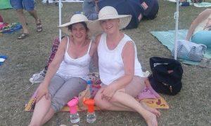 Bianca en Christine, vriendinnen voor het leven!3