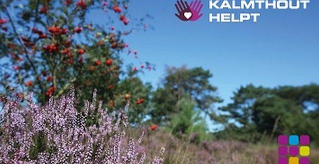 Gemeente Kalmthout lanceert overkoepelend hulpplatform 'Kalmthout helpt #samentegencorona'