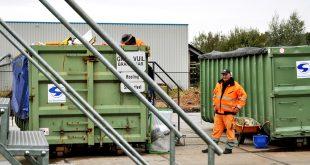 Recyclageparken gesloten tot en met 4 april