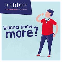 Meer weten over het 1:1 Dieet?