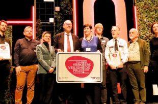 Provincie Antwerpen wint Verkeersveiligheidsprijs 2020 - (c) Noordernieuws.be
