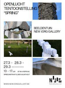 'Spring'tentoonstelling beeldentuin New Jorg Gallery2