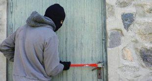 Inbraken in schuurtjes en bijgebouwen