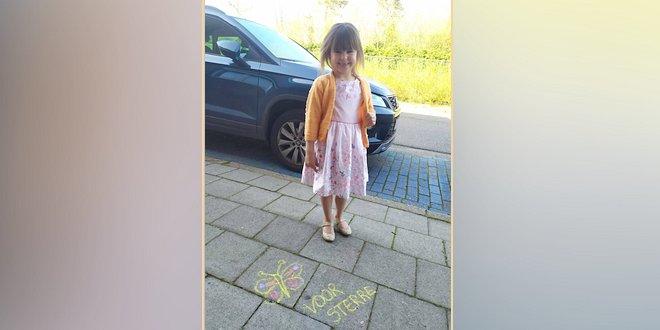 Juf Hilde Vandekeybus laat lieve boodschap achter bij haar leerlingen - Sterre