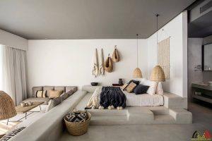Lisa van Hoof - Beroep Woonecoloog - Bio-ecologisch wonen - bouwen en renoveren - stijl - Nomadic chic - Casa Cook © Vana Pernari
