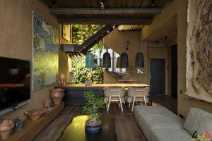 Lisa van Hoof - Beroep Woonecoloog - Bio-ecologisch wonen - bouwen en renoveren - stijl - Wabi Sabi (c) Sergey Makhno Architects