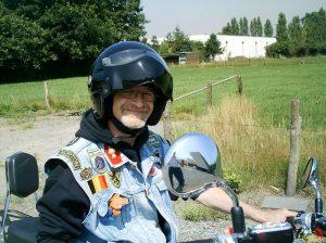 Mon Roelands - Hobby motorrijden - Owls North Belgium - Essen - 15 juli 2005 (13)