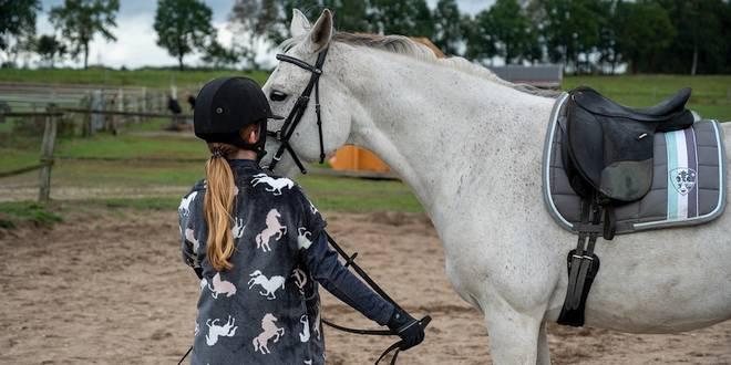 Ruiters mogen weer paardrijden