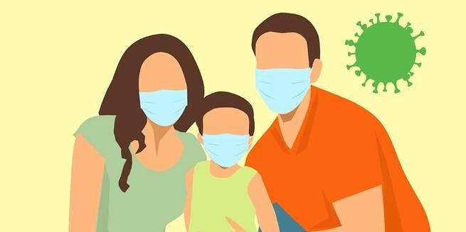 Bedeling mondmaskers in week van 25 mei