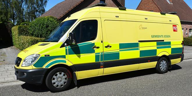 Ambulancedienst in corona-tijden - Koen Buyens vertelt - (c) Noordernieuws.be - HDB_1234