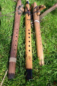 De Hobby van Tom Van Thienen - Native American Flutes - Stories