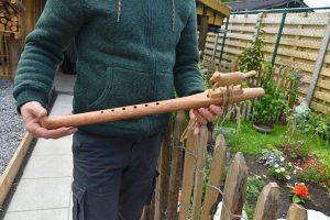De Hobby van Tom Van Thienen - How to create Native American Flutes