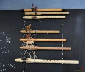 De Hobby van Tom Van Thienen - Creating Native American Flutes
