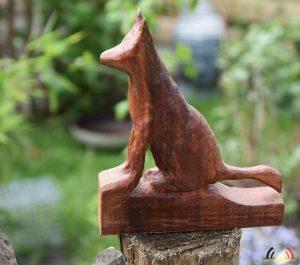 De Hobby van Tom Van Thienen - Native American Flutes - Wolves
