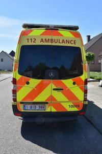 De ambulancedienst in Coronatijd. Koen Buyens vertelt!