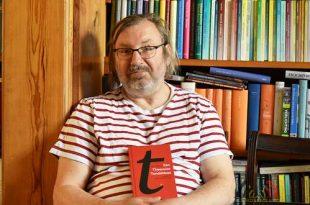 Fons Buyens - Schrijver boek - Een Theeuwse Tondeldoos - (c) Noordenieuws.be 2020 - HDB_1188