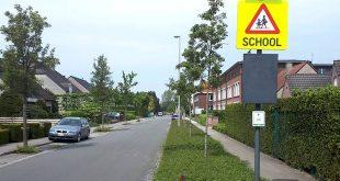 Sociale afstand bij Mariaberg dankzij schoolstraat