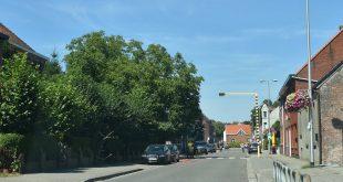 Essense straten krijgen veegbeurt