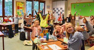 Alle Leerlingen Lagere School College Essen weer aanwezig na corona-tijd - (c) Noordernieuws 2020 - HDB_1326u70-2