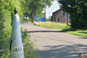 Grens tussen Nederland en België weer open - (c) Noordernieuws 2020 - HDB_1401