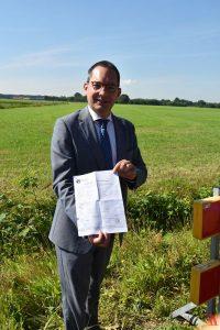 Grens tussen Nederland en België weer open - (c) Noordernieuws 2020 - HDB_1423