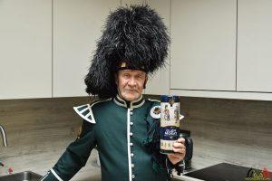 Marc Van Goethem - Verzamelaar Whiskykokers - Whisky Sleeve Glen Moray