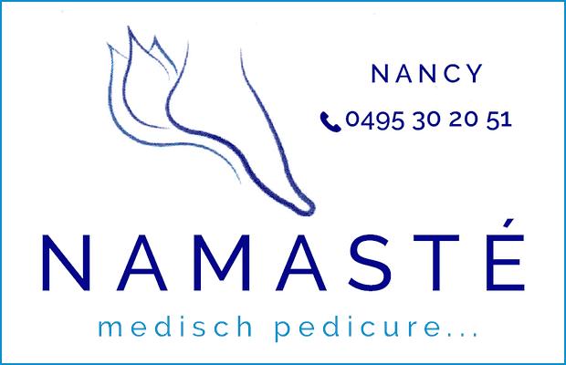 Lees het artikel van Namasté Pedicure Essen - Nancy Ansloos - Voetverzorging