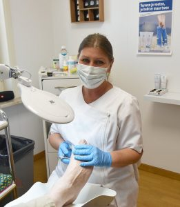 Nancy Ansloos - Voetverzorging - Namasté Pedicure Essen