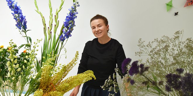 Beroep Florist - Anna Dudek - Bloemschikken - Thumbelina Floral Workshops - HDB_1583
