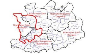 Antwerpse Provinciale Crisiscel neemt bijkomende maatregelen