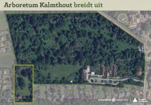 Arboretum Kalmthout breidt met hectare uit2