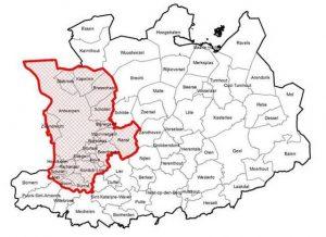 Bijkomende maatregelen provincie Antwerpen zijn van kracht