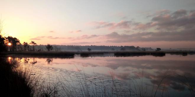 Fotowedstrijd Kan jij de stilte in het Grenspark in beeld vatten