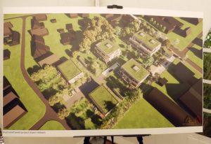 Illustratie Nieuwbouwwijk Heikantvenstraat - Essen-Heikant - (c) Noordernieuws.be - DSCN8923